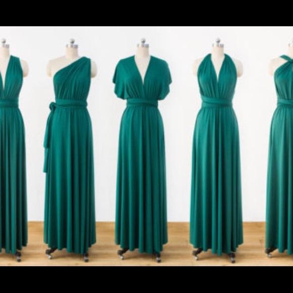 Dresses | Infinity Dress | Poshmark